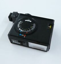 Nikon Speedlight SB-10 Blitzgerät  für FA, FE , FM usw.