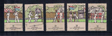 (UXAU034) AUSTRALIA 1977 Centenary Test Cricket fine used set