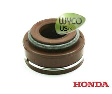 OEM HONDA, VALVE SEAL, GXV390,13HP VERTICAL SHAFT, PROPANE BUFFERS,12209-ZE8-003