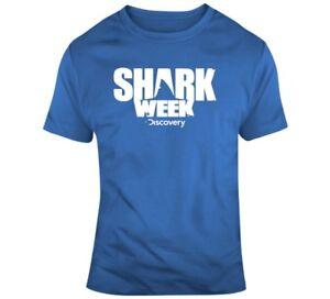 Shark Week Discovery Channel T Shirt