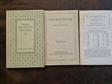 Gone with the wind Mitchell, Wörterbuch und Anmerkungen