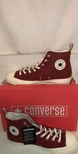 Converse Chuck Taylor All Star 70 Hi Top Red Wool White 157482C Casual Shoe Size