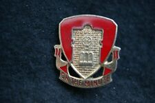 US ARMY UNKNOWN UNIT / REGIMENT PIN DISTINCTIVE INSIGNIA ENAMELLED CLUTCH PIN