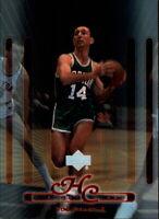 1999-00 Upper Deck History Class #HC9 Bob Cousy - NM-MT