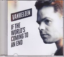 Van Velzen-If The Worlds Coming To An End Promo cd single