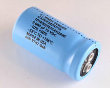 1x 2000uF 75V Large Can Electrolytic Capacitor 2000mfd 75 Volts DC 2,000 uF 105C