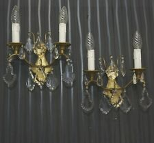 "1of 5 /""SUZA S/"" Deckenlampe Bauhaus Design Opalglas Lampe Wall Ceiling Light 1930"