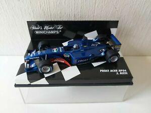 Minichamps 1/43 Prost Acer AP04 J. Alesi - 2001 - 400010022