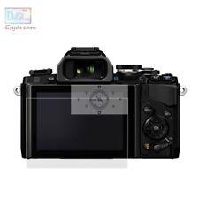 Self-adhesive Glass LCD Screen Protector Cover for Olympus E-M1 E-M5 E-M10 E-P5