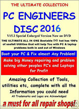 PC & Laptop Computer Engineers Boot Disc Repair Tools Fix Problems updated