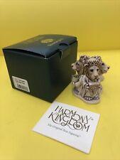Harmony Kingdom Magi Fest Three Kings Bearing Gifts Box Figurine