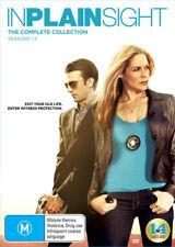 In Plain Sight - Complete Series (Season 1-5) DVD