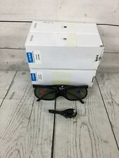 4 Pair Boblov Active Shutter 3D Glasses For DLP Link 3D Projector