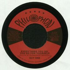 """GUY ONE - Everything You Do You Do For Yourself - Vinyl (7"""")"""