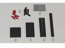 Lego Lotto assi assiale Technic barra tecnico rif. 3705 4519 3706 32062 3707