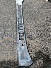 1966 Chev truck wiper panel