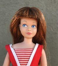 Vintage 1964 Two Tone Hair  Straight leg Skipper Barbie Doll Japan
