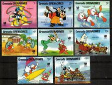 Grenada Grenadines Stamp - 88 Summer Olympics Stamp - NH