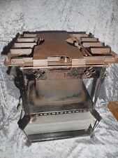 24370 cooker Petroleum Kocher Petroleumofen Kombinus DEKO kpl Bügeleisenofen