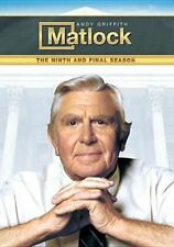 Matlock Ninth and Final Season 0097368042544 DVD Region 1 P H