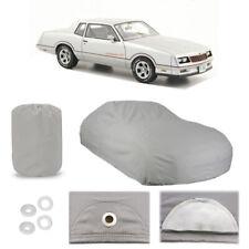 Chevy Monte Carlo 4 Layer Car Cover Outdoor Water Proof Rain Snow Sun 4th Gen