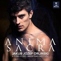 Jakub Józef Orliński - Anima Sacra [CD]
