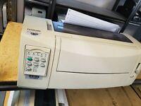 Lexmark Refurbish 2480-100 Dot-Matrix Printer  PARALLEL USB