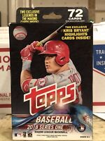 Topps 2018 Series1 Hanger Box! 72 Cards! R/C's & BIG PULLS!! Almost Gone!! 🔥
