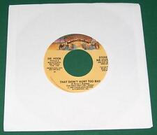 DR. HOOK - That Didn't Hurt Too Bad (45 RPM Promo Single) VG+