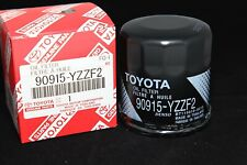Toyota Genuine Parts - 90915-YZZF2 Motor Oil Filter | New In Box
