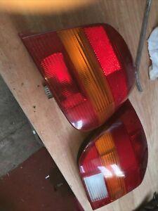 ford fiesta Mk3 /xr2 Rs1800 Rear Lights