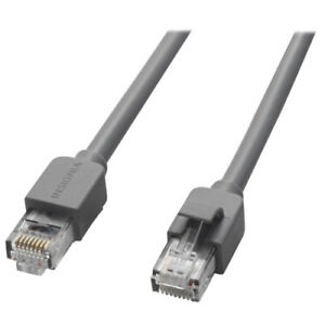 Lot of 3 Insignia 0.7m (8ft.) Cat6 Network Cables NS-PNW5608-C - NEW