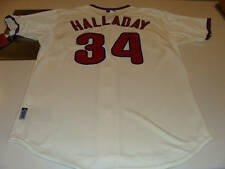 Philadelphia Phillies Roy Halladay Jersey Alt Pro 44