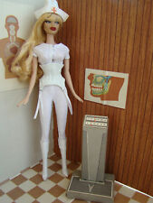 Keep Trim Remco Medical Scales Dr Littlechap Office Fashion Royalty size No Doll