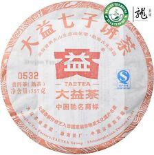 0532 * Menghai Dayi Pu-erh Tea Cake 2012 Ripe