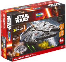 REVELL STAR WARS Build & Play Easykit Millennium Falcon modello