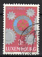 Luxembourg - 1965 60 years Rotary International - Mi. 709 VFU