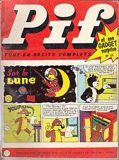 PIF GADGET SANS GADGET N° 12 (N° VAILLANT 1250) DE MARS 1969 ED. VAILLANT