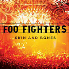 CD FOO FIGHTERS SKIN AND BONES NUOVO ORIGINALE SIGILLATO NEW ORIGINAL SEALED