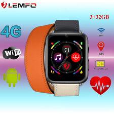 LEMFO LEM10 Men Women Smart Watch 4G GPS WIFIHeart Rate Android 7.1 Smartwatch