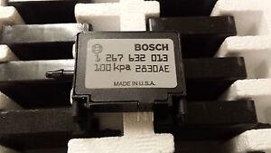 Bosch 100KPA Pressure Sensor 1-267-632-013 Free Registered Tracked Shipping