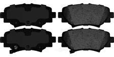 Disc Brake Pad Set-Ceramic Pads Rear Autopartsource CE1729 fits 2014 Mazda 3