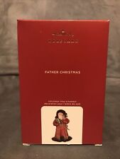 Hallmark 2020 Father Christmas 17th in Series Keepsake Ornament