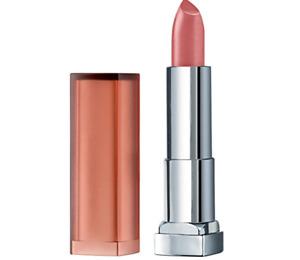 Maybelline Color Sensational Anti-Matte Nude Lipstick - Honey Pink NEW