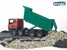 Scania R-Series Tipper Truck - Bruder 03550 Scale 1:16 NEW