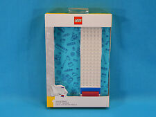 Lego Journal Band New Sealed School Supplies Party Favors Diary Notebook Blue