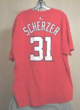 Washington Nationals MLB Max Scherzer #31 2XL Fan Game Day Gift Box