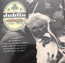 Dublin Songs, Various Irish Star Groups CD K-Tel 1991
