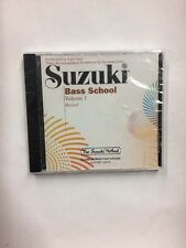 Suzuki Bass School Cd 1 G. Karr, Cd