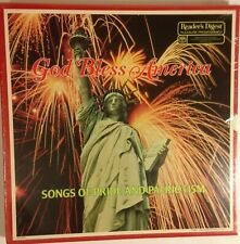 God Bless America vinyl 7x LP Box Set Sealed Mint 1984 Readers Digest RDA-035/A